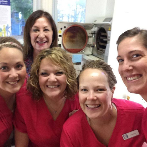 The Team of Jessica Barr DDS